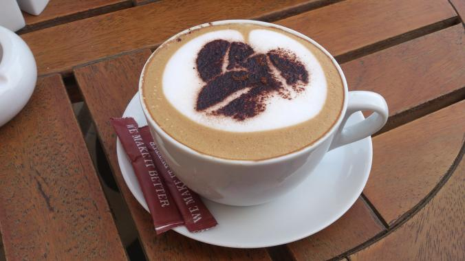 Coffee by lobna Saleh