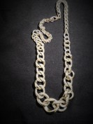 Silver chain, 1.99